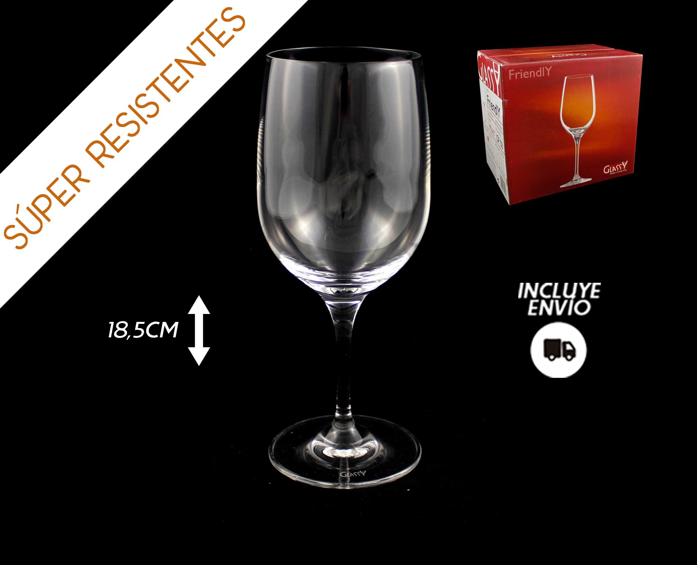 Copas Glassy Liquidación Copas Baratas Grabados Cristafiel