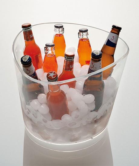 Cristafiel Grabados Catálogo Cubiteras Gran formato hasta 8 botellas