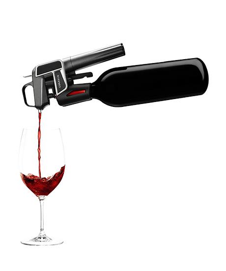Cristafiel Grabados - Sistema Coravin - Nuevo sistema extracción de vinos