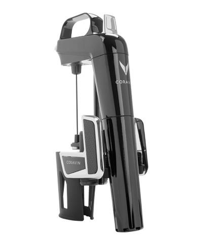 Cristafiel Grabados - Sistema Coravin - Nuevo sistema extracción de vinos - Coravin™ Model Two Elite - Piano Black