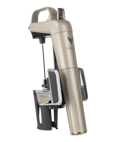 Cristafiel Grabados - Sistema Coravin - Nuevo sistema extracción de vinos - Coravin™ Model Two Elite - Light Gold