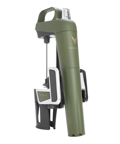 Cristafiel Grabados - Sistema Coravin - Nuevo sistema extracción de vinos - Coravin™ Model Two Elite - Green