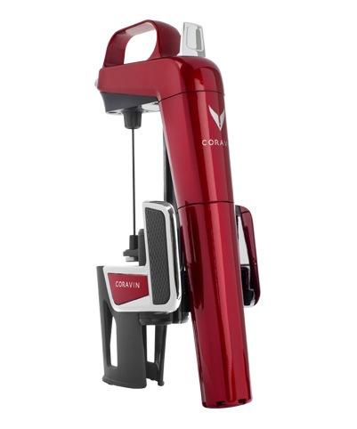 Cristafiel Grabados - Sistema Coravin - Nuevo sistema extracción de vinos - Coravin™ Model Two Elite - Apple Red