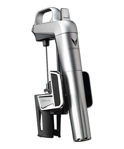 Cristafiel Grabados - Sistema Coravin - Nuevo sistema extracción de vinos - Coravin™ Model Two Elite - Silver
