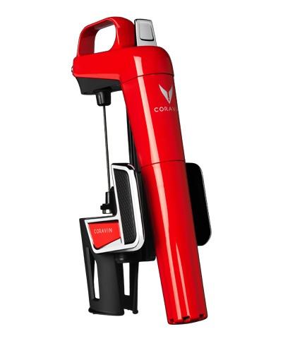 Cristafiel Grabados - Sistema Coravin - Nuevo sistema extracción de vinos - Coravin™ Model Two Elite - Red