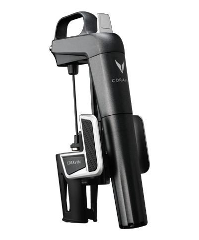 Cristafiel Grabados - Sistema Coravin - Nuevo sistema extracción de vinos - Model Two