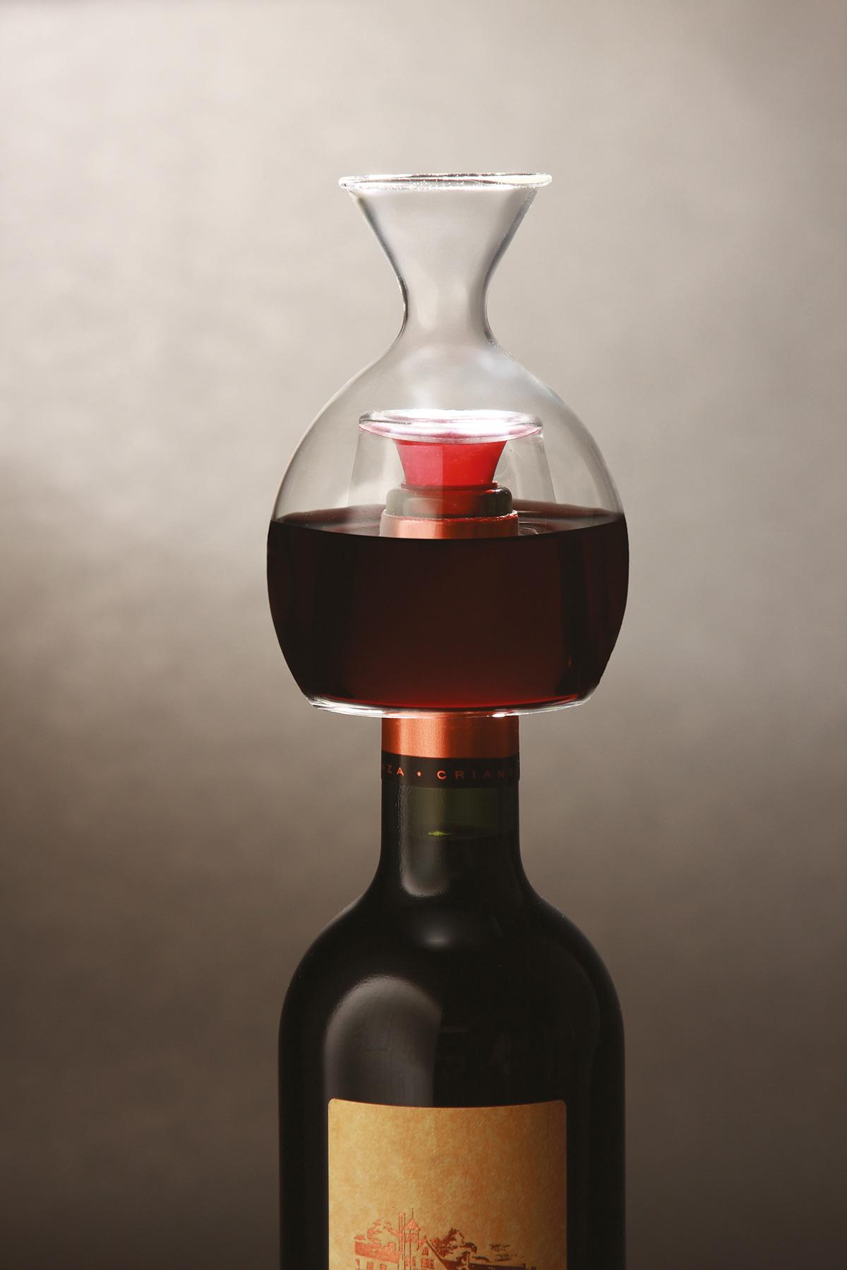 Cristafiel Grabados Catálogo Accesorios Minidecantadores Ver el Vino