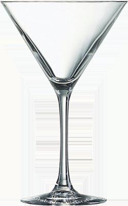 Cristafiel Grabados Catálogo Especial Bar Coctel Martini 300ml