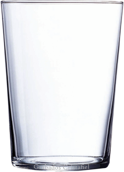 Cristafiel Grabados Catálogo Especial Bar Cerveza y Refresco Vaso Sidra Reforzado 500ml
