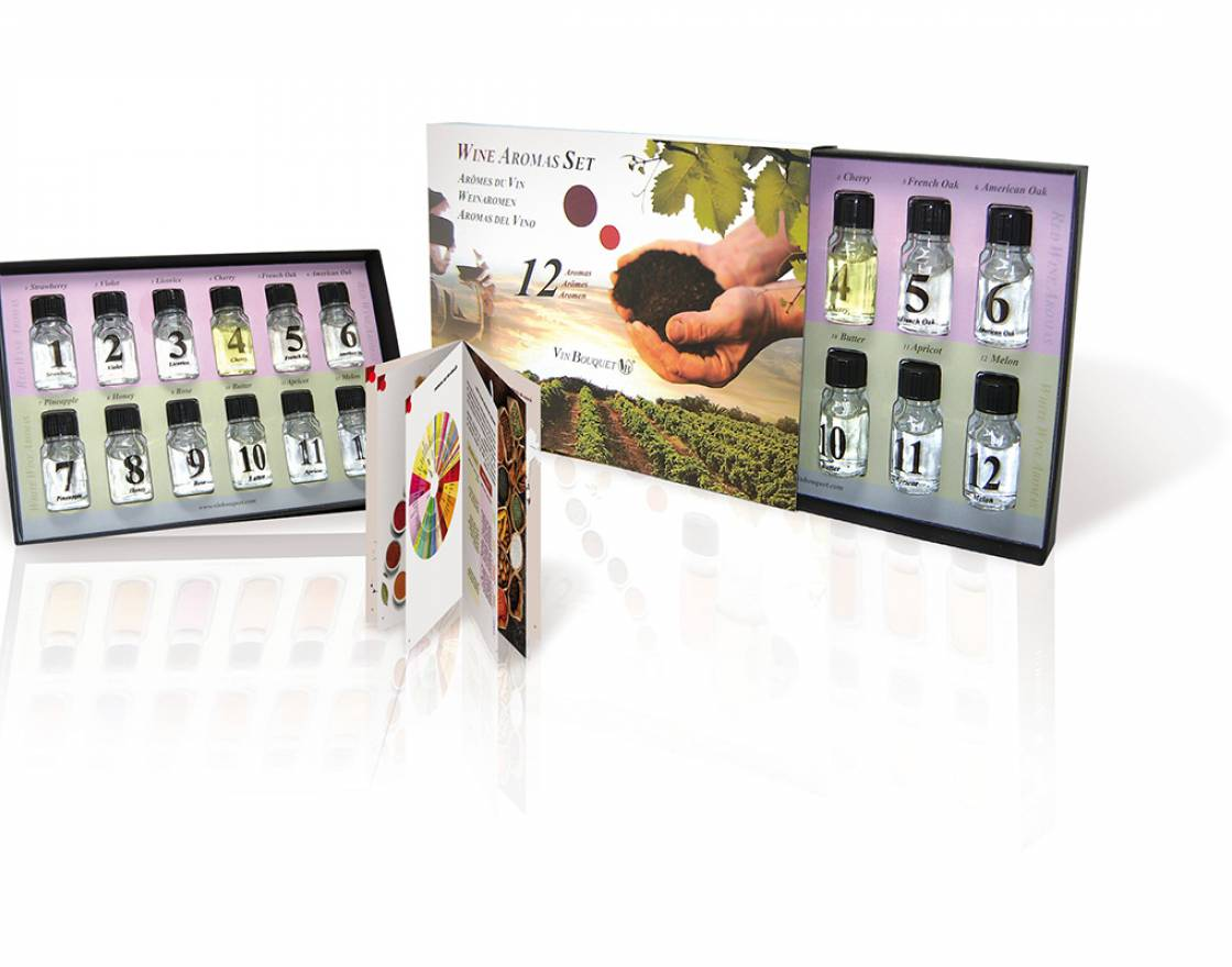 Cristafiel Grabados Catálogo Accesorios Otros Aromas del Vino