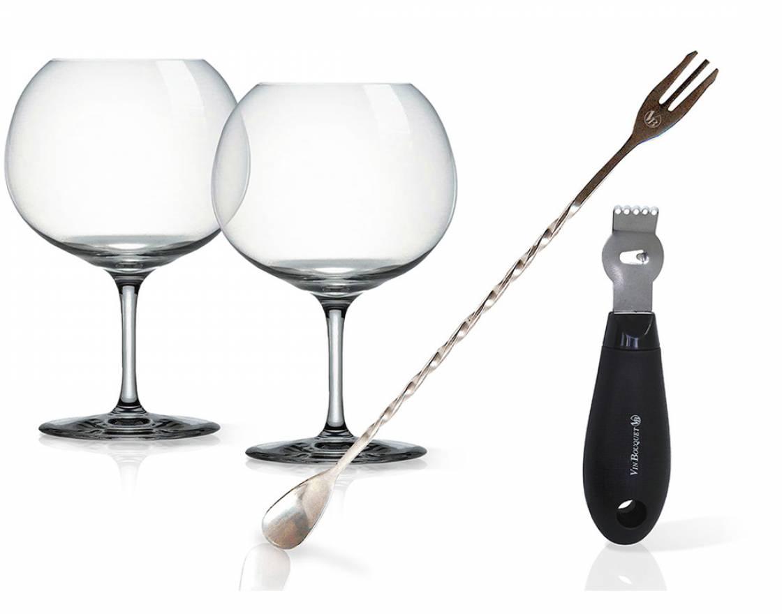 Cristafiel Catálogo Accesorios Set Gin Tonic